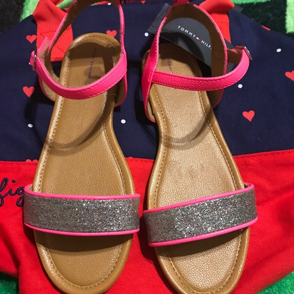5f83190ff ️FRIDAY SALE‼ 🌟NWT Tommy Girls Sandals🌟